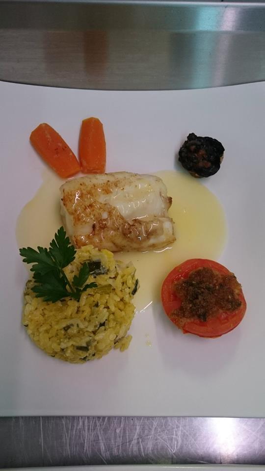 Cabillaud sauce au beurre blanc