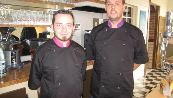 Nos 2 Chefs